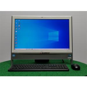 WEBカメラ/中古/WIN10/新品SSD256/フルHD21型一体型/NEC VN570/H リカバリー領域  2世代i3 リカバリー領域  Microsoft Office2019 senrakuen