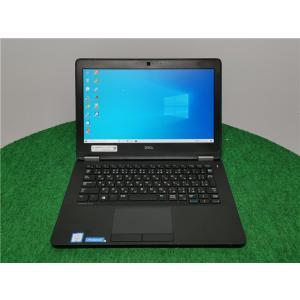 カメラ内蔵/中古/12.5型/1920x1080/ノートPC/Win10/爆速新品SSD256/8GB/6世代I5/DELL 7270 リカバリー領域  Microsoft office2019|senrakuen