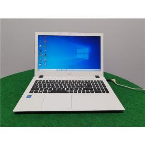 カメラ内蔵/15型ノートPC/Windows10/新品SSD256GB/8GB/Celeron N3050/リカバリー領域/ACER E5-532-N14D 新品無線マウス Microsoft office2019|senrakuen