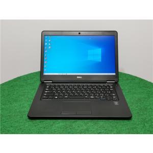 カメラ内蔵/中古/14型/1920x1080ノートPC/Windows10/新品SSD256/8GB/5世代i5/リカバリー領域/DELL E7450  新品無線マウス  Microsoft office2019|senrakuen