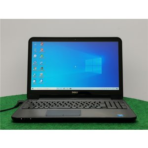 カメラ内蔵/15型タッチパネルノートPC/Win10/新品SSD256/6GB/i5-4200U /DELL Inspiron 3537 新品無線マウス /リカバリー領域 Microsoft office2019|senrakuen