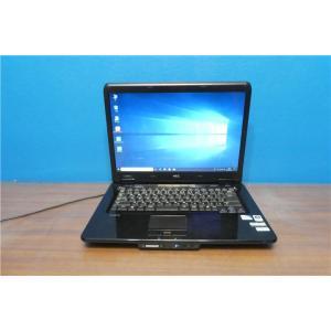NEC LaVie LL550/T Genuine T1600 4GB 160GB DVDマルチ 15WノートブックWIN10&WPS Office2016搭載 動作品 senrakuen