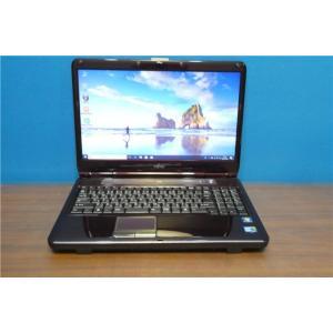 FUJITSU LIFEBOOK NF/G50 COREI3 M330 4GB SSD32GB DVDマルチ 15ワイドインチ ノートブックWIN10&WPS Office2016搭載 動作品|senrakuen