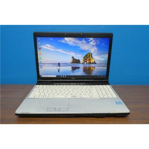 FUJITSU LIFEBOOK E742/F COREI5 3320M 4GB 250GB DVDマルチ 15W ノートブックWIN10&WPS Office2016搭載 動作品|senrakuen