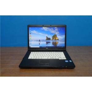 FUJITSU LIFEBOOK A572/E COREI3 2370M 4GB 250GB 15W ノートブックWIN10&WPS Office2016搭載 動作品|senrakuen