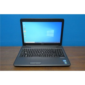 EPSON NJ3500 COREI5 2520M 8GB 320GB DVDマルチ 15ワイドインチ ノートブック WIN10&WPS Office2016搭載 動作品 senrakuen
