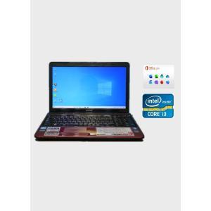 新規出店セール中 TOSHIBA dynabook T451/35DR COREI3 2330M 4GB 500GB DVDマルチ 15WノートブックWIN10&Microsof office 2019搭載 動作品 senrakuen