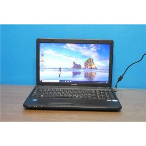 TOSHIBA dynabook BX/33M PENTIUM P6000 4GB 320GB DVDマルチ 15WノートブックWIN10&WPS Office2016搭載 動作品 senrakuen