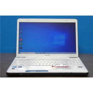高速SSD128GB TOSHIBA TX/66LWHS COREI3 M330 4GB ブルーレイ 16Wノートブック Win10&WPS Office搭載 動作品 senrakuen