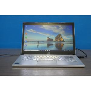 高速SSD128GB NEC PC-GL164Z4AZ COREI5 4200U 4GB タッチパネル 13.3W ノートブック Win10&WPS Office 動作品|senrakuen