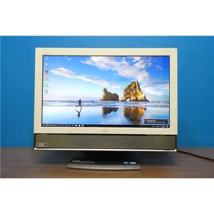高速SSD128GB 23型 中古 NEC VW770/E COREI7 2630QM メモリー8GB ブルーレイ 一体型 WIN10&WPS Office搭載 動作品 senrakuen