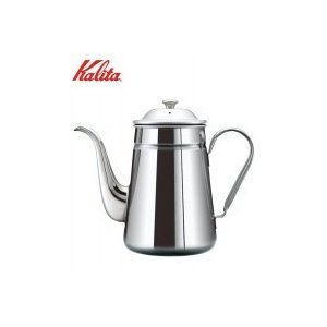 Kalita(カリタ) ステンレス製 コーヒーポット 2.2L 52033|senssyo