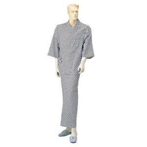 コベス 紳士セパレートねまき 裾よけプラス1枚 フリー ネイビー No.30|senssyo