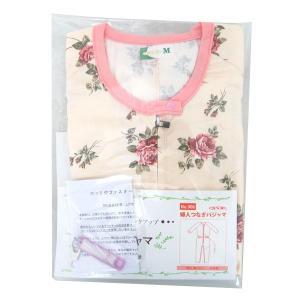 コベス 婦人つなぎパジャマ ローズ No.906 L|senssyo