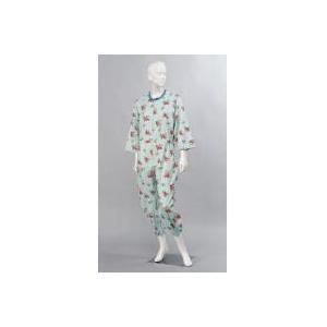 コベス 婦人つなぎパジャマ サックス No.906 S|senssyo