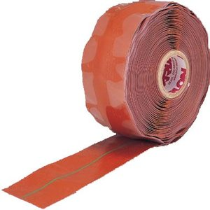 UNITEC ユニテック 強力 融着補修テープ アーロンテープ 幅38×長さ6000mm SR-38 幅広タイプ|senssyo