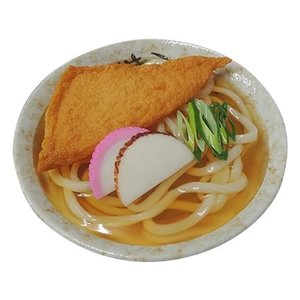 日本職人が作る  食品サンプル きつねうどん IP-428|senssyo