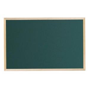 馬印 木枠ボード スチールグリーン黒板 900×600mm WOS23|senssyo