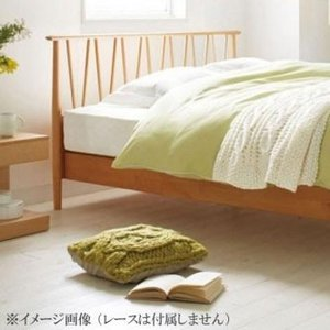 フランスベッド 掛けふとんカバー KC エッフェ プレミアム  シングルサイズ グレージュ・35971160 senssyo