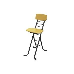 ルネセイコウ リリィチェアM(折りたたみ椅子) ナチュラル/ブラック 日本製 完成品 CSM-320T  |senssyo