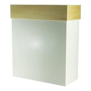 ヤマト工芸 HANGER DUST W YK06-109 ホワイト|senssyo