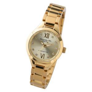 アレサンドラオーラ Alessandra Olla 腕時計 AO-335-3|senssyo