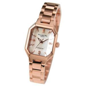 アレサンドラオーラ Alessandra Olla 腕時計 AO-3550-1|senssyo