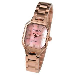 アレサンドラオーラ Alessandra Olla 腕時計 AO-3550-2|senssyo