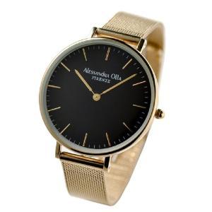 アレサンドラオーラ Alessandra Olla 腕時計 AO-35-5|senssyo