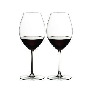 リーデル ヴェリタス オールドワールド・シラー ワイングラス 6449/41 (600cc) 2脚箱入 663 senssyo