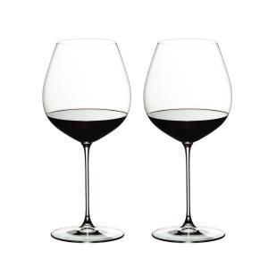 リーデル ヴェリタス オールドワールド・ピノ ワイングラス 6449/7 (705cc) 2脚箱入 664 senssyo