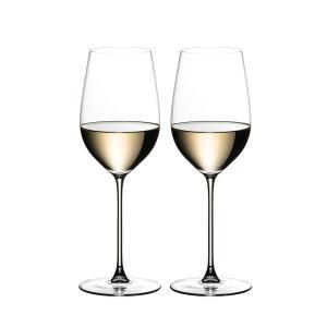 リーデル ヴェリタス リースリング/ジンファンデル ワイングラス 6449/15 (395cc) 2脚箱入 668 senssyo