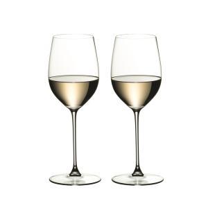 リーデル ヴェリタス ヴィオニエ/シャルドネ ワイングラス 6449/5 (370cc) 2脚箱入 669 senssyo
