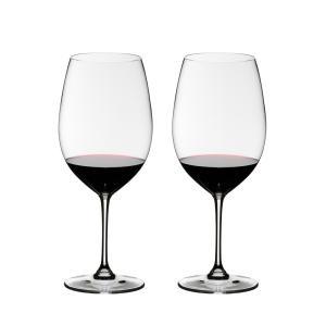 リーデル ヴィノムXL カベルネ・ソーヴィニヨン ワイングラス 960cc 6416/00 2脚セット 628 senssyo