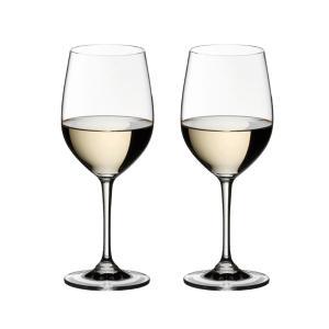 リーデル ヴィノム ウィオニエ/シャルドネ ワイングラス 350cc 6416/5 2脚セット 708 senssyo