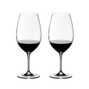 リーデル ヴィノム シラー/シラーズ ワイングラス 690cc 6416/30 2脚セット 712 senssyo