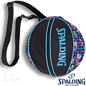 SPALDING バスケットボール ボールバッグ トムとジェリー TOM&JERRY DOT スポルディング 49-001TJ|senssyo