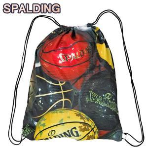 SPALDING ナップサック アンダーグラス ブラック 33L スポーツ ジムサック バスケ バッグ スポルディング SAK002UG UNDERGLASS|senssyo