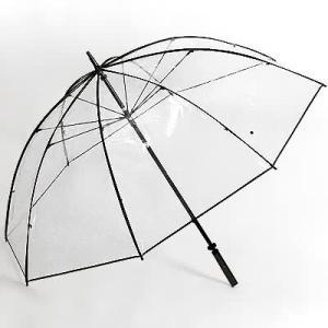 雨傘テラボゼン 特大サイズ 大きいビニール傘 ホワイトローズ 日本製|senssyo