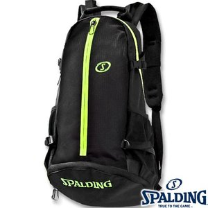 SPALDING ケイジャー ライムグリーン 40-007 バスケットボール バッグ スポーツ バスケ用バックパック リュック スポルディング CAGER 40-007LG|senssyo