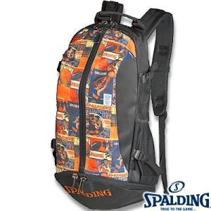 SPALDING ケイジャー クラシック 40-007 バスケットボール バッグ スポーツ バスケ用バックパック リュック スポルディング CAGER 40-007CS|senssyo