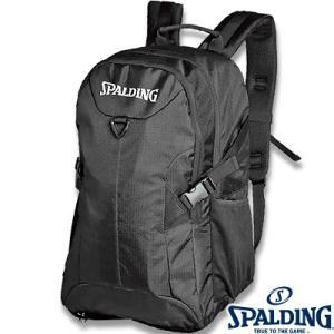 スポルディング フォスター ブラック バスケットボール リュック バスケ収納カバン SPALDING40-006BK|senssyo