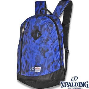 スポルディング ライズ フレーム ブルー バスケットボールバッグ SPALDING40-013BL|senssyo