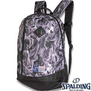 スポルディング ライズ フレーム グレー バスケットボールバッグ SPALDING40-013GR|senssyo