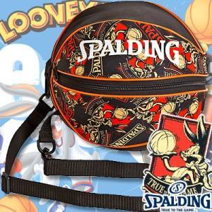 スポルディング ボールバッグ バッグスバニー ブラックレッド バスケットボール収納 SPALDING49-001BB|senssyo