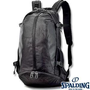 SPALDING ケイジャー ブラックブラック 40-007 バスケットボール バッグ スポーツ バスケ用バックパック リュック スポルディング CAGER 40-007BK|senssyo