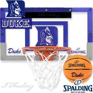 ドア用バスケットゴール 子供用スラムジャム バックボードDUKE スポルディング デューク ボール付 SPALDING56108JP|senssyo