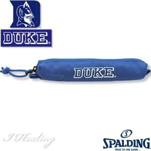 ペンケースDUKE バスケットボール スポルディング デューク ブルー SPALDING41-012DKB|senssyo