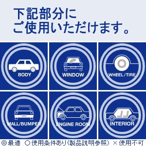 3Mマスキングテープ9mm12巻入 ポリッシャー用 養生テープ コンパウンド研磨用品|sensya|02