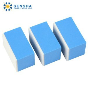窓ガラス 磨き ウィンドウガラス コンパウンド用 フェルト スポンジ3個組 研磨用 sensya